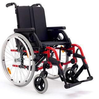- Sillas de ruedas de aluminio plegables ...